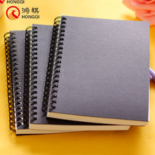 Z011 Stationery office notebook spiral sketch pad,wholesale sketch book sketchbooks,book bulk spiral notebook