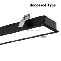 led recessed linear light,linear led fixture,linear led lamp