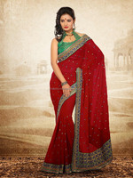 All types of indian sarees indian sarees wholesale sarees in surat des...R4071