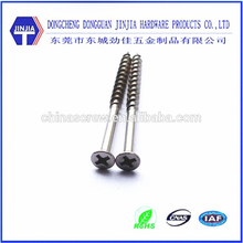 DIN 7982 flat head self tapping screw for chipboard