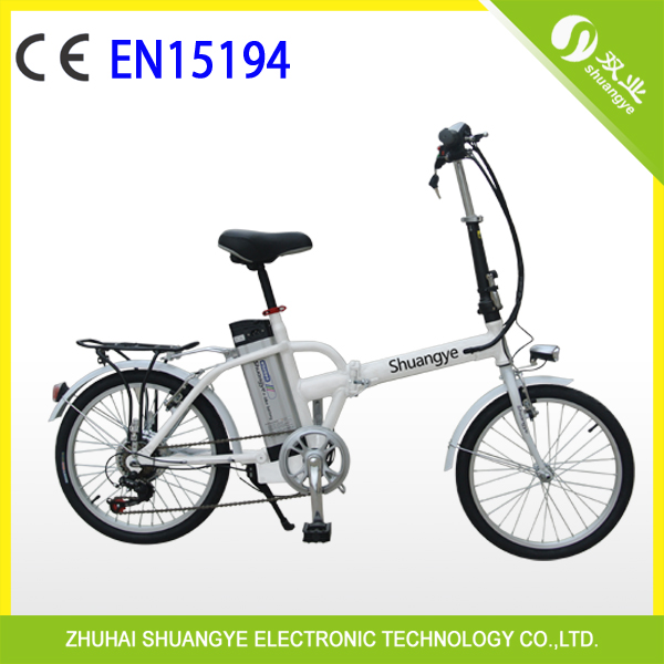 36V 250W foldable electric city bicycle e cycle bike price A2-3
