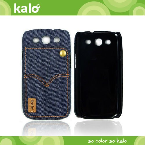 Denim Case for Galaxy S3 (with RFID Card)