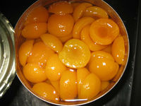 Hot sale 820g Canned apricot with ISO certification