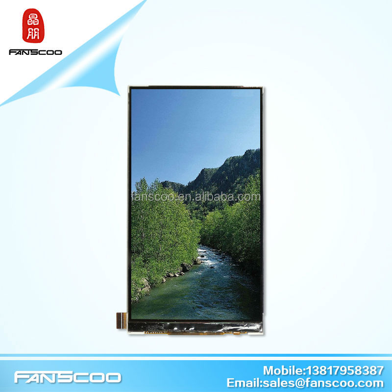 New 4 inch transflective screen 360*600 tft lcd module with IC HX8376-A