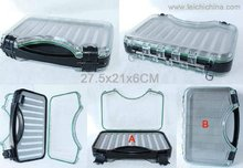 2012 SDS Double side super large fly fishing box suitcase