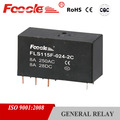 miniature pcb relay 48v,12 volt voltage relay,115f-q