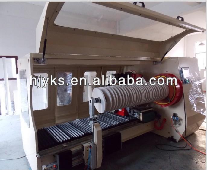Uniaxial PVC heat sealing adhesive tape cutting machine