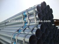 galvanized steel pipe post and rail fencing manufacture