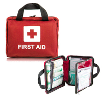 100 pieces cheap price hotel emegency bag outdoor first aid set/household mini first aid packs