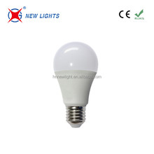 wholesale skd led a60 10w 12w e27 220-240v 6500k bulb light led lamp
