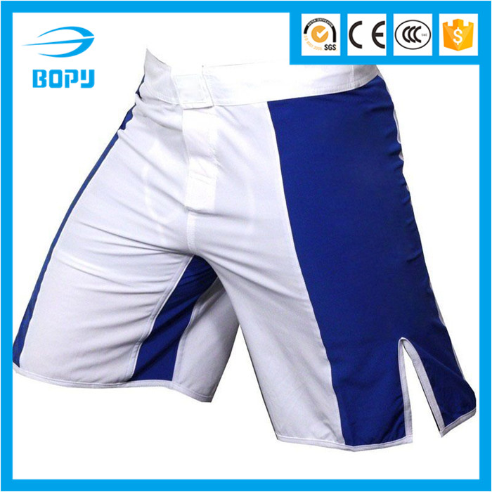 training shorts good quality blank mma fight boxing shorts wholesale