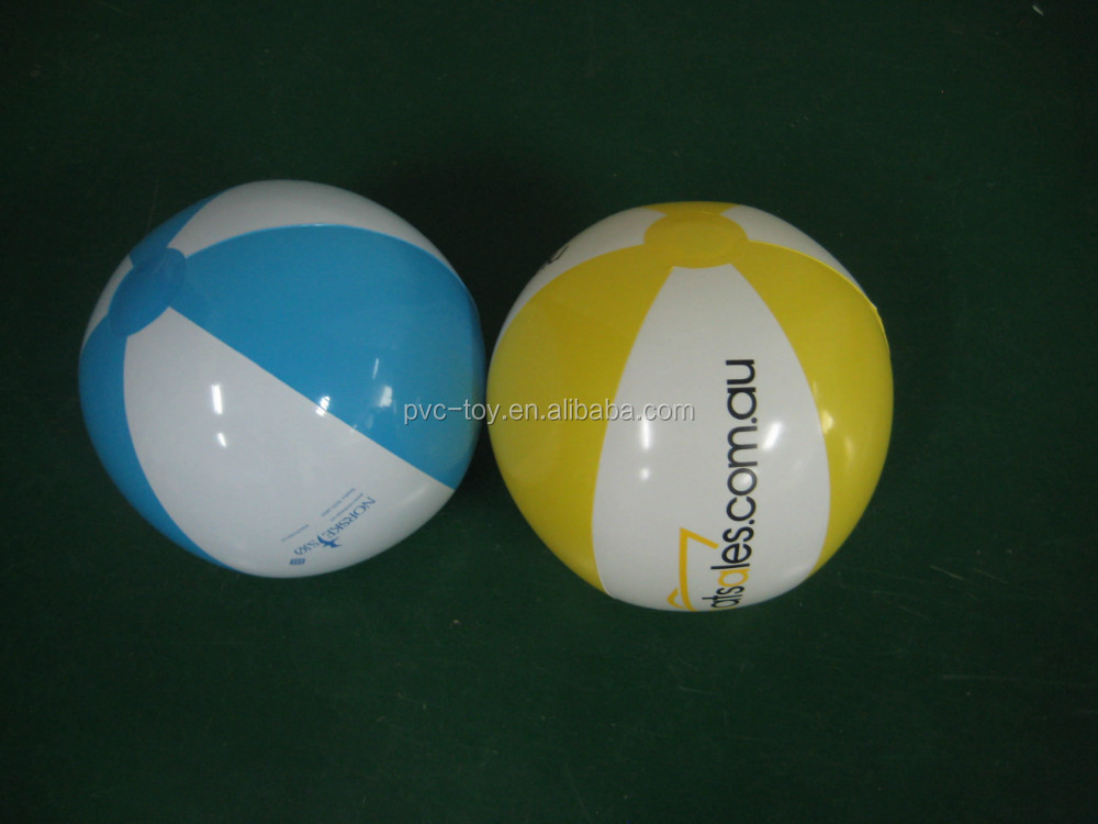 standard best-selling inflatable beach ball toy
