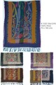 Cheap Designer Wool Printed Indian Shawls