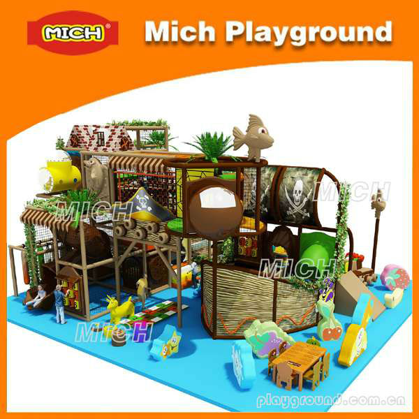 CE,EN1176 certified air playground