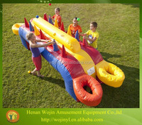 Giant inflatable sports games for kids