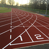 Factory Online Sale Rubber running track material and IAAF athletic track for Sport stadium flooring