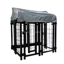High Quality Wholesale large welded wire dog cage / pet kennel