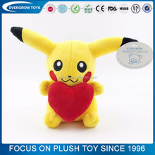 NEW design Valentine's gift stuffed toy pokemon <strong>plush</strong>