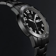 High quality machine grade 3 hands japanese movement watch stainless steel with Customized