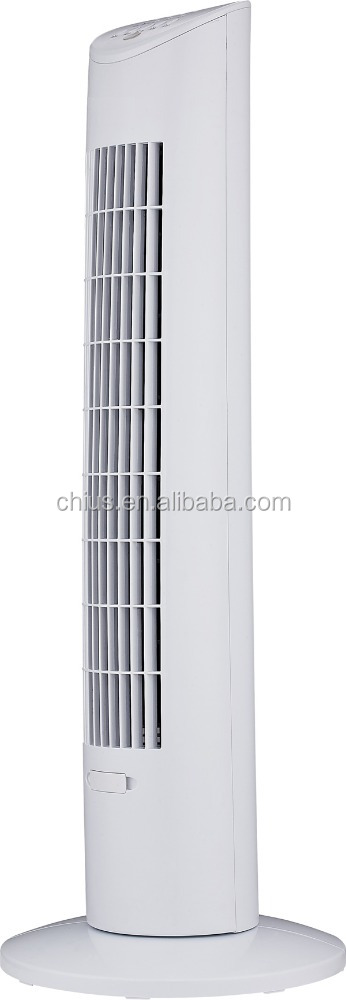 "31"" tower fan with remote control"