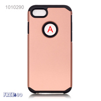 2016 Armor Case Cover PVC Mobile Phone Hard case for iphone 7 pro/ iphone 7 plus