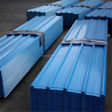 Cold rolled roofing sheets to roof for building project