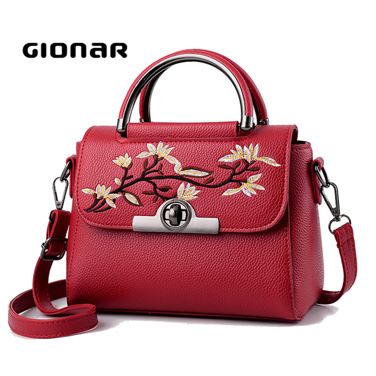 New Style Fashion Ladies Elegance Fashion Designer Bags Women Handbags PU Leather Wholesale China 2017