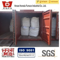 Alkaline dry vibration Refractory material castable