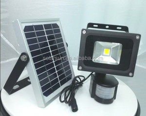 45w/75w led/solar flood lights for advertising billboard IP65 project lamp