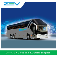 ZEV,6140H, euro 3 luxury coach bus price for intercity bus