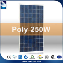 Professional Manufacture 260w 250 watt photovoltaic solar panel