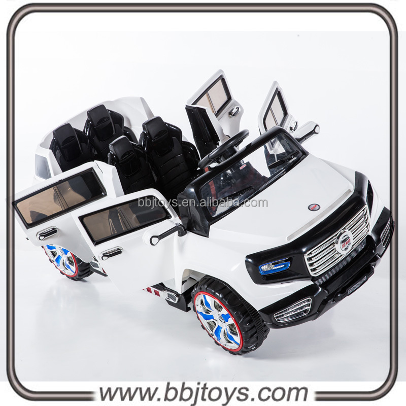 How Long Does A Car Battery Last >> 4 Seater Kids Electric Car With Remote Control,Electric Kids Car For Sale - Buy Kids Electric ...