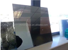 One Way Mirror Tempered Glass For LCD screen factory supply 1.8mm magic mirror one way mirror glass