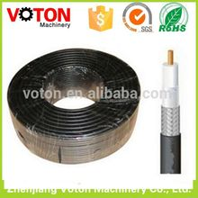 75 ohm coaxial wire cable for tv cable connector