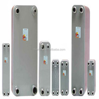 High Performance Copper Brazed Heat Exchanger with ROHS and CE,Oriental Heat Exchanger