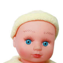 Plastic doll manufacturer made beauty face baby doll accroding dolls picture