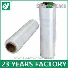 lldpe self-adhesive plastic wrap pallet stretch film