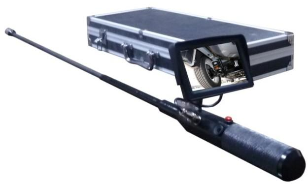 Securescan under vehicle scanner system good quality Under Vehicle Search Mirror& inspection checking camera
