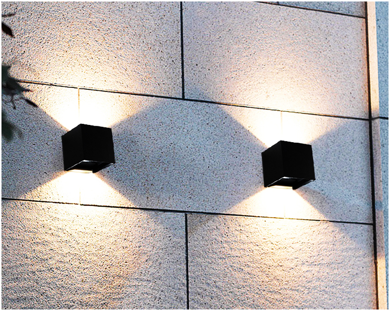 indoor modern waterproof project wall lam,bathroom hotel corridor lights porch wall night light