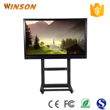 Hot sell floor standing wireless network advertising media player