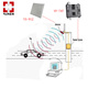 Rfid ETC/no-stop electronic toll collection/car management
