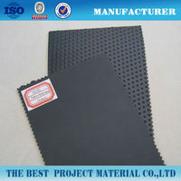 Manufacturer of Road Construction 0.5mm HDPE Dimple Geomembrane