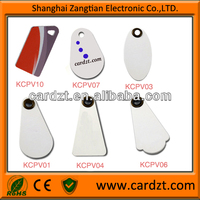 custom rfid key fob waterproof