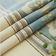 blackout jacquard curtain fabric wholesale