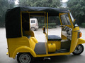 three wheel motorcycle for passenger bajaj style