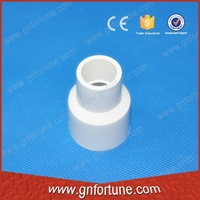 wholesale good plastic pvc pipe reducer fittings