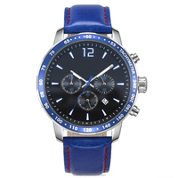 New design Japan chronograph OS20 movt men sports chronograph watch 10ATM water resistant