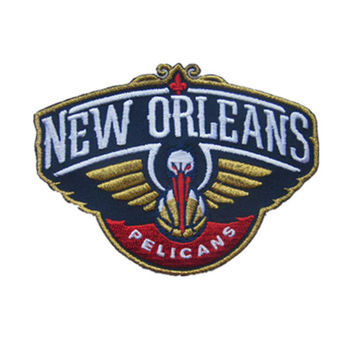 Custom Embroidery patch of new orleans city
