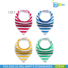 Factory OEM Baby bandnana bibs for Boys and Girls