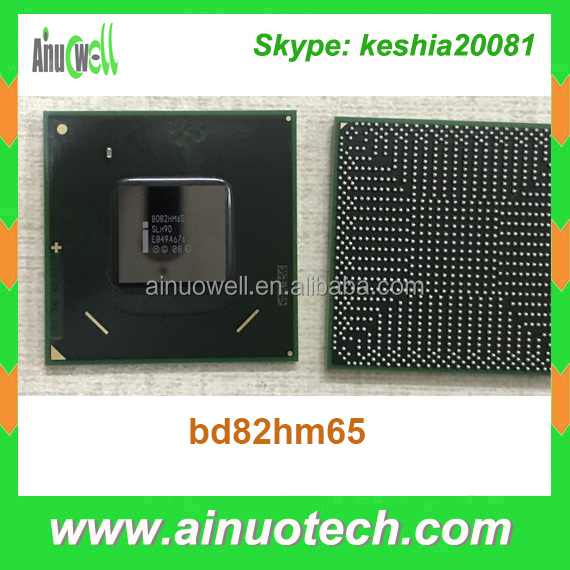 Genuine New laptop ic bd82hm65 BD82Q77 SLJ83 BD82Q87 BD82H61 SLJ4B BD82H81 SR177 BD82Q87 SR173 Laptop Mainboard IC Chipset BGA